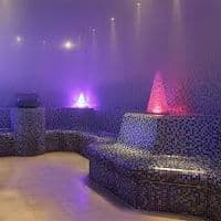 Ice Chambers - Fully tiled with Ice Fountain